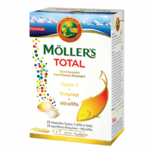 MOLLERS OMEGA 3 TOTAL