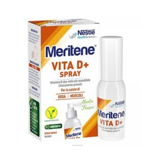 EUROMED NESTLE MERITENE VIT.D SPRAY