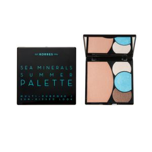 KORRES SEA MINERAL PALETTE BLUE WAVES