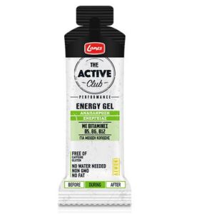 LANES ACTIVE CLUB ENERGY GEL