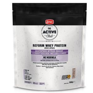 LANES ACTIVE CLUB REFORM WHEY PROTEIN