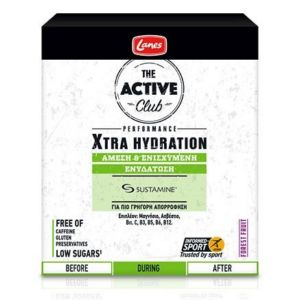 LANES ACTIVE CLUB XTRA HYDRATION TABS