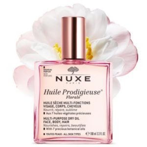 NUXE HUILE FLORALE 100ML