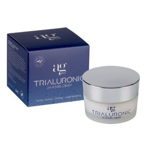 AGPHARM FACE CREAM TRIALURONIC
