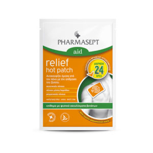 PHARMASEPT PATCHES RELIEF
