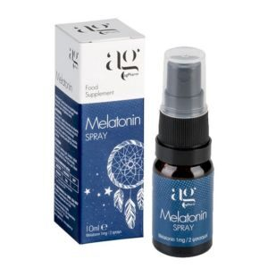 AGPHARM MELATONIN SPRAY